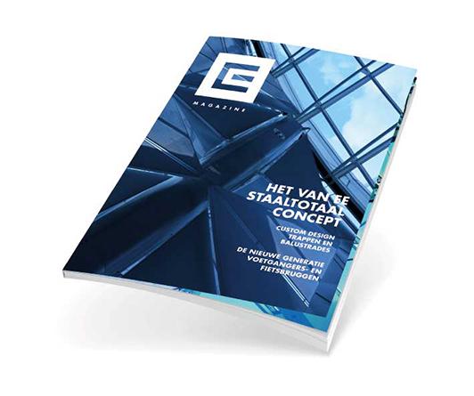 Van Ee magazine